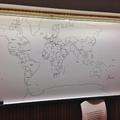 A 11 éves autista savant kisfiú lerajzolta a világ térképét fejből