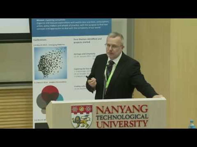 Gulyás Balázs - emergens evolucionizmus és az agy-elme probléma (video angolul)