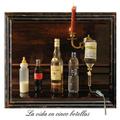Életünk 5 üvegben (A nap képe)
