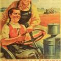 Hogyan lett egy katolikus teológusnőből marxista traktoros lány?