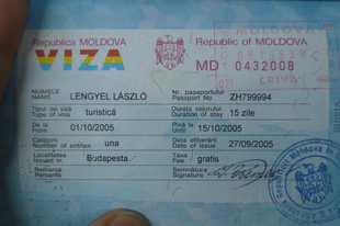Olcsón Moldovában