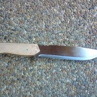Elkészült a kés!