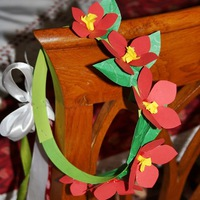 Pünkösdi virágkoszorú