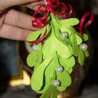 Karácsonyi fagyöngy