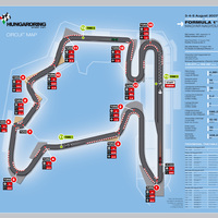 Magyarország nagyobb autóversenypályái