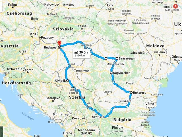Vadvirágok – Kalandozások a Balkánon