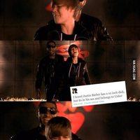 Bieber & Usher