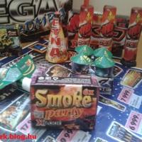 Xplode Smoke Party