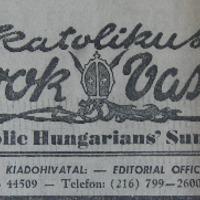 Nyugati magyar lapok