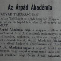Az Árpád Akadémia