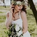 Barackvirág projekt | menyasszonyi fotók, avagy tavasztündér a barackosban