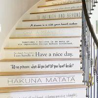 Hogyan dobjuk fel a lépcsőházat?