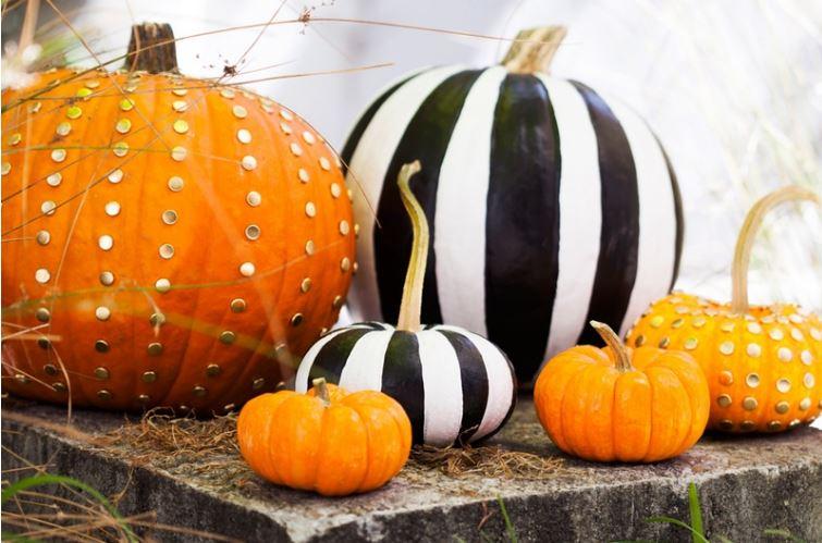 Dekorációs ötletek Halloweenra