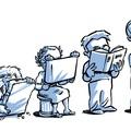 Fecseg a felszín – Olvasók a weben