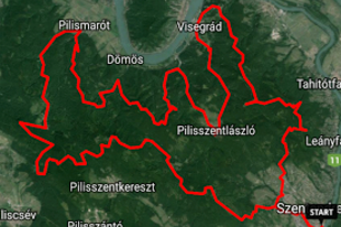 Ultra Trail Hungary 113 km