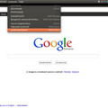 Chrome 12: Gnome menüsor engedélyezése .: