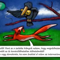 LMP-holló, meg a vörös róka