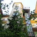 Ilka-udvar: szinteltolásos kertek paradicsommal