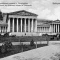 Vitatott épületek a Városligetben I. - A Szépművészeti Múzeum