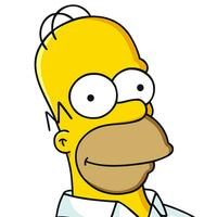 Homer Simpson igazolványt mutatott a rendőröknek