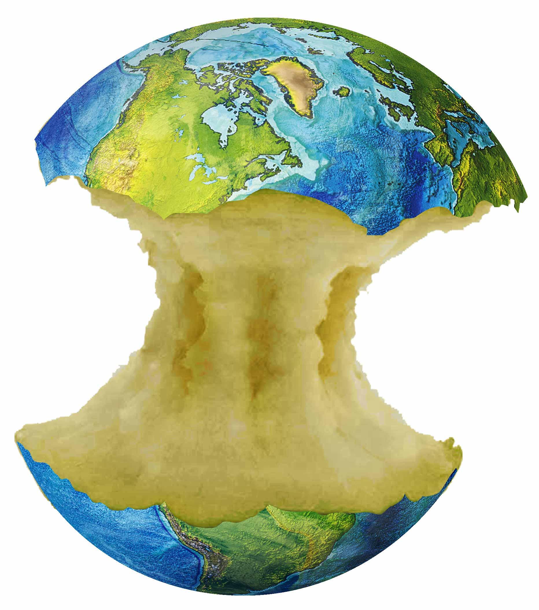 Elfogyasztott bolygónk, a Föld