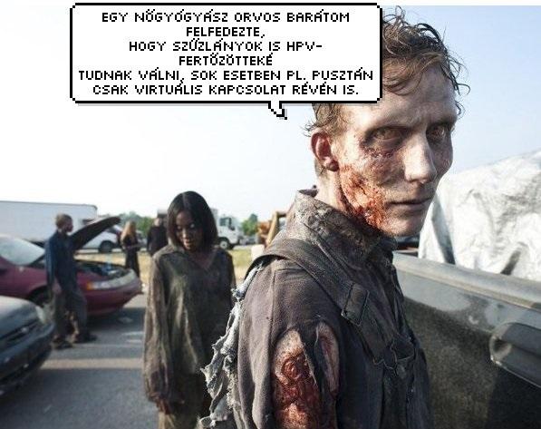 Lesz zombi apokalipszis? (5476010. kérdés) - Gyakorikerdesek.hu