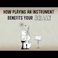 A hangszeres játék jótékony hatásai