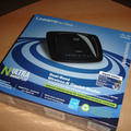 Linksys WRT320N Unboxing