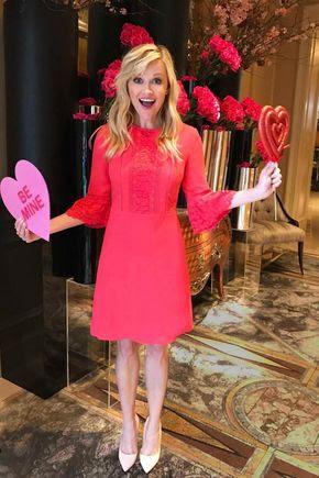 Így ragyognak a sztárok Valentin-napi ruhájukban!