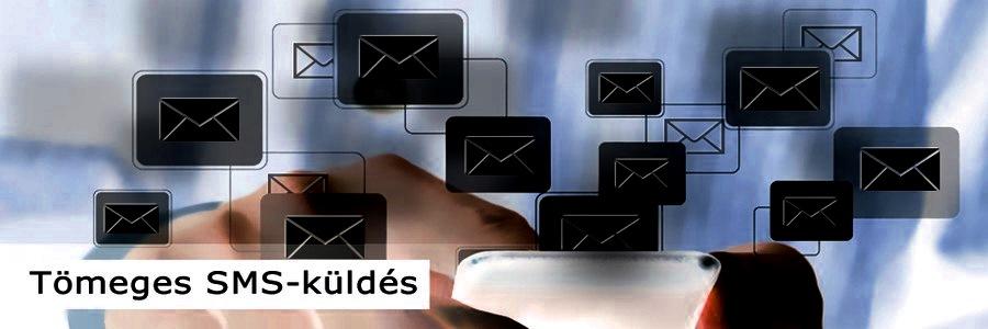 tömeges sms-kampány - gateway