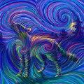 Az energiák áramlása művészi szemmel nézve