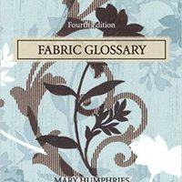 ''TOP'' Fabric Glossary (4th Edition). someone select truck parish tendran places