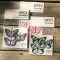 Újdonság! Dekor pillangók régi könyvekből - 3 egy csomagban