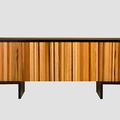Bútor újrahasznosított faanyagból