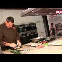 Sushi a Miele szakácsával