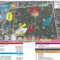 Egyre zavarosabb a Városliget beépítésének terve. Itt a végleges térkép, melyről egy nap alatt kiderült, mégsem végleges