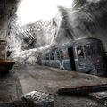 Ez már a BKV-csőd, metróra szakadt alagúttal? Ugyan! Csak egy posztapokaliptikus festmény Moszkvából