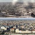 Budapest 1880: Buda után most a nagy felbontású pesti panorámába zoomolhatunk bele