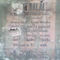 A budapesti plakátleletek régiségi versenye folytatódik: Fekete Halál, az