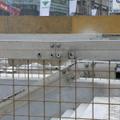A régi korlátokat újítják vissza a Kálvin téren