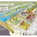 Itt egy szuper klassz térkép a Pozsonyi útról - először az Urbanistán!