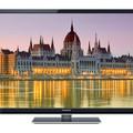 Az Országház fényképével reklámozzák a Panasonic új HDTV-jét