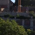 Ki mit tud a budai várfal bontásáról?