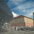 A Hadid-féle csigaház helyett hotel épül a Szervita téren