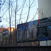 Ingatlanprojekt a Terézvárosban. Átadás 2003-ban!