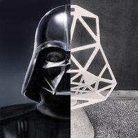 Darth Vader nagyúr rejtőzik a föld alatt. Egy olvasónk megfejtette a 4-es metró állomásüléseinek titkát!