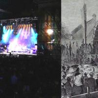 Zenei fesztiválok nagyszínpadai: semmi sem változott 140 év alatt