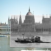 Tudjátok, mit csinálnak itt a Duna közepén?