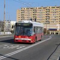 Trolik is használhatják végre a buszsávot Zuglóban