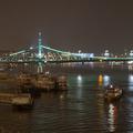Már megint foghíjas a Szabadság híd díszkivilágítása?